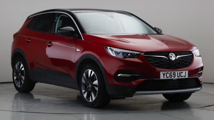 2019 Used Vauxhall Grandland X 1.5L SRi Nav Turbo D