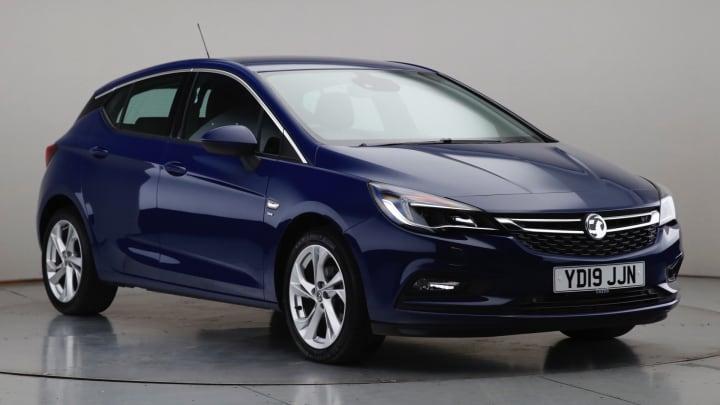 2019 Used Vauxhall Astra 1L SRi ecoTEC i Turbo