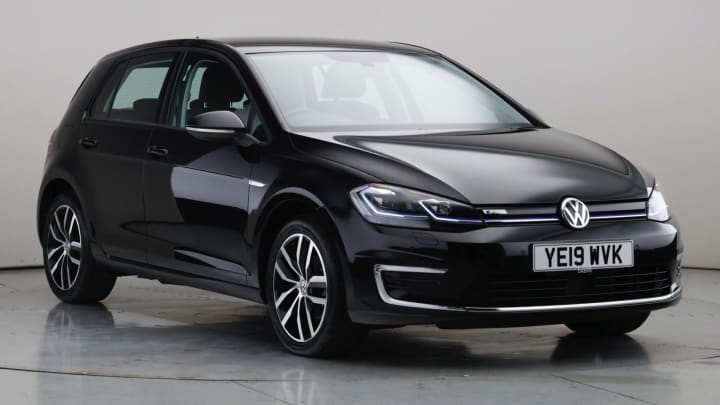 2019 Used Volkswagen Golf 1.4L e-Golf