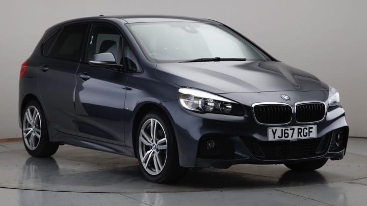 2018 Used BMW 2 Series Active Tourer 1.5L M Sport 218i