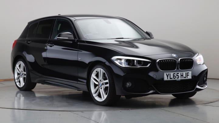 2016 Used BMW 1 Series 1.6L M Sport 120i