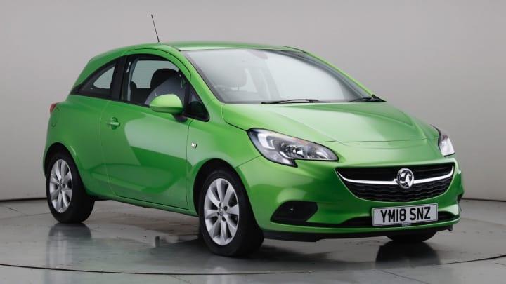 2018 Used Vauxhall Corsa 1.4L Energy ecoTEC i