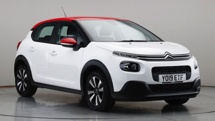 2019 Used Citroen C3 1.2L Feel PureTech