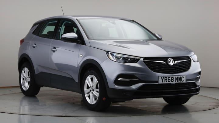 2018 Used Vauxhall Grandland X 1.2L SE Turbo