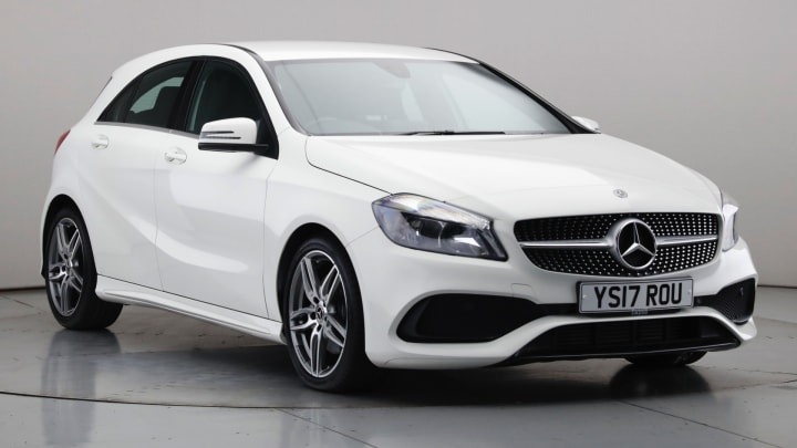 2017 Used Mercedes-Benz A Class 2.1L AMG Line A220d
