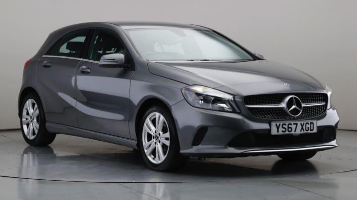 2018 Used Mercedes-Benz A Class 1.6L Sport A160