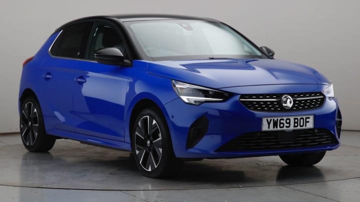 2020 Used Vauxhall Corsa Elite Nav