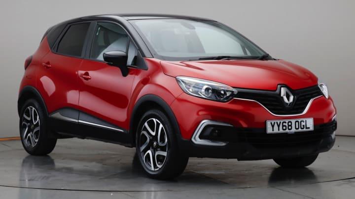 2018 Used Renault Captur 1.5L Iconic dCi