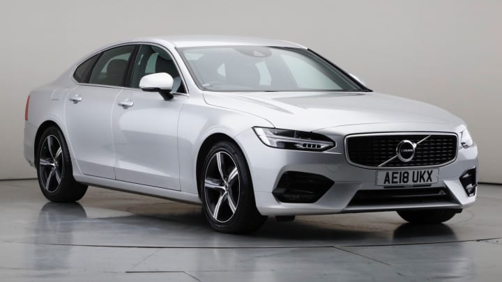 2018 Used Volvo S90 2L R-Design D4