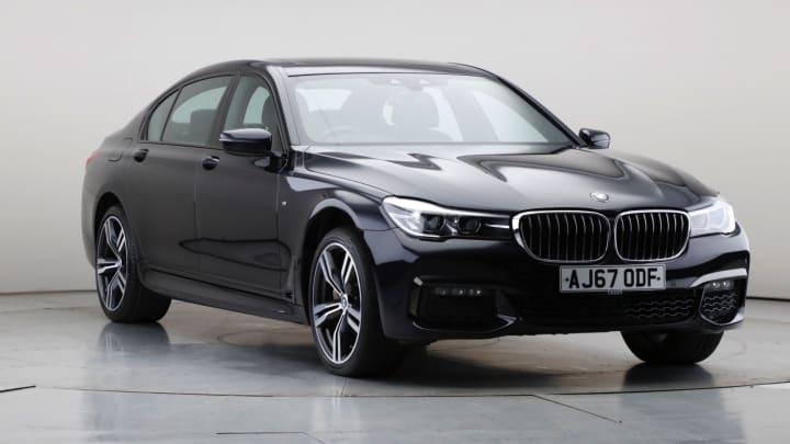 2017 Used BMW 7 Series 3L M Sport 740Ld