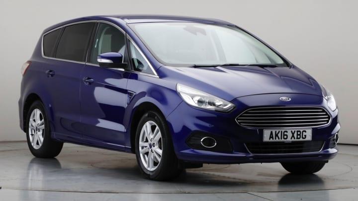 2016 Used Ford S-Max 1.5L Titanium EcoBoost T