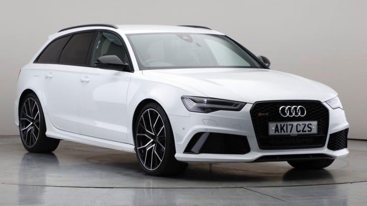 2017 Used Audi RS6 Avant 4L Performance TFSI V8