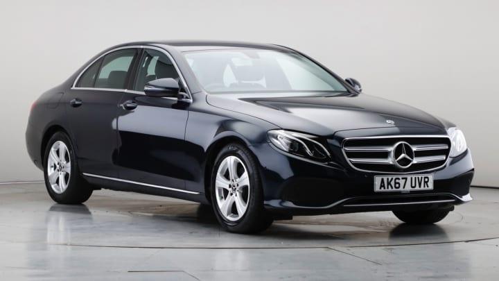 2018 Used Mercedes-Benz E Class 2L SE E200d