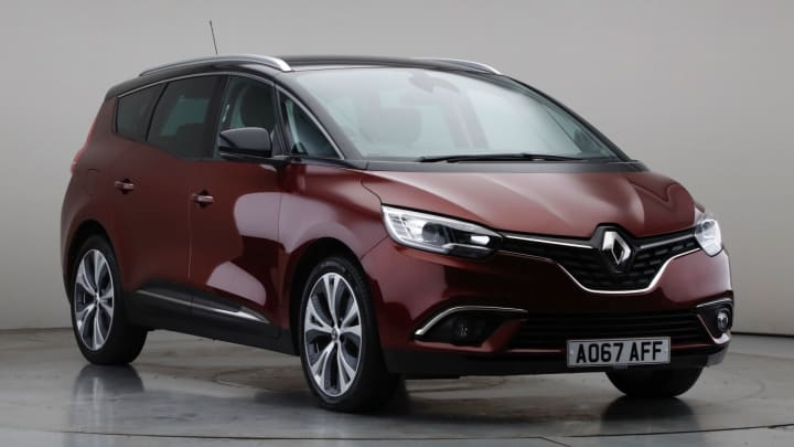 2017 Used Renault Grand Scenic 1.5L Dynamique S Nav dCi