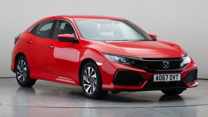 2017 Used Honda Civic 1L SE VTEC Turbo