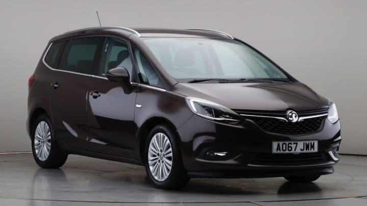 2017 Used Vauxhall Zafira Tourer 1.4L Energy i Turbo
