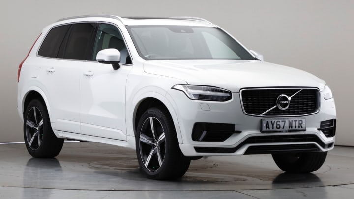 2017 Used Volvo XC90 2L R-Design Twin Engine h T8