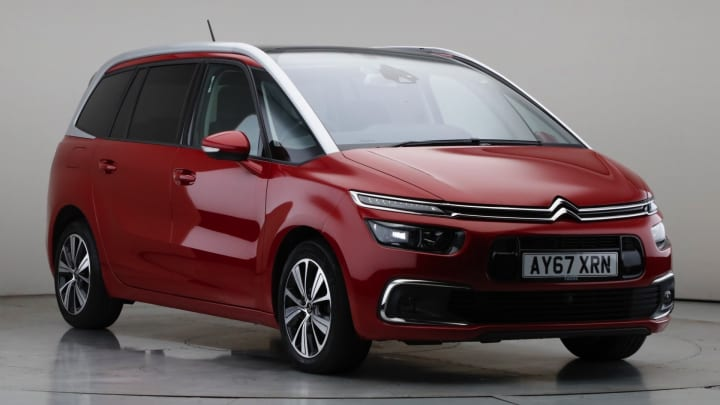 2018 Used Citroen Grand C4 Picasso 1.6L Flair BlueHDi