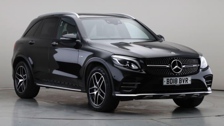2018 Used Mercedes-Benz GLC Class 3L AMG GLC43 V6