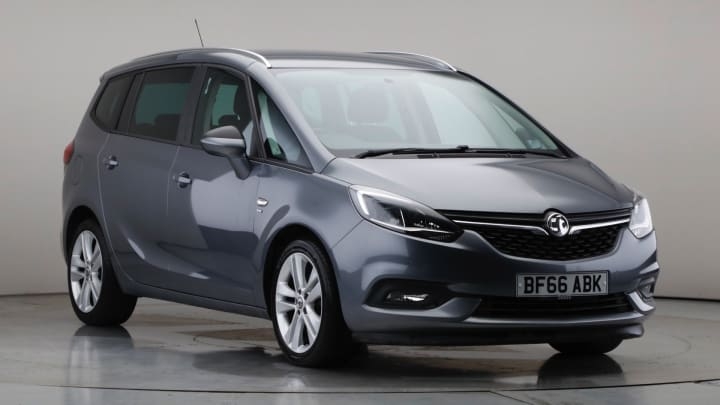 2016 Used Vauxhall Zafira Tourer 1.4L SRi i Turbo