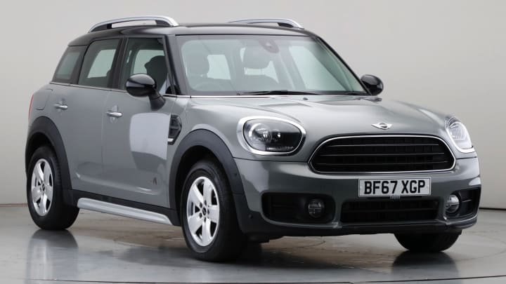 2017 Used Mini Countryman 1.5L Cooper