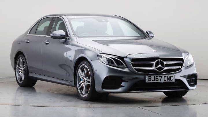 2017 Used Mercedes-Benz E Class 2L AMG Line E350e