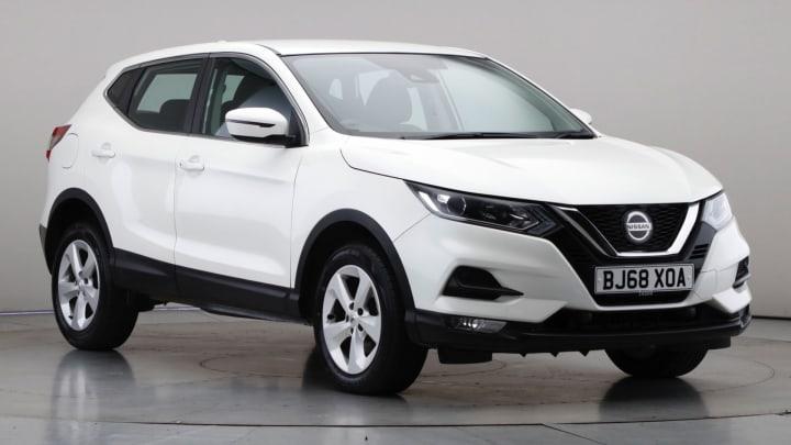 2018 Used Nissan Qashqai 1.5L Acenta Premium dCi
