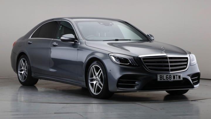 2018 Used Mercedes-Benz S Class 3L AMG Line EQ Boost S450L