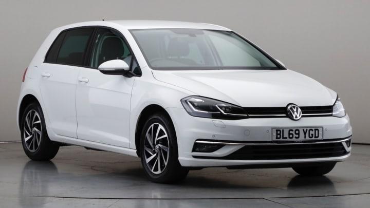 2020 Used Volkswagen Golf 1.5L Match Edition TSI EVO