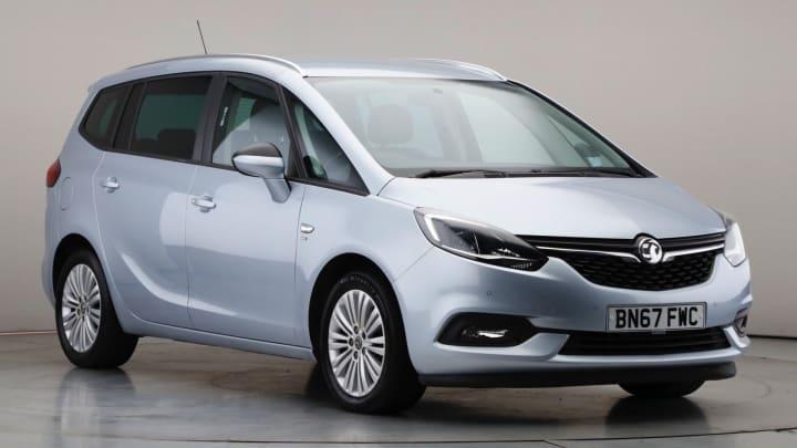2017 Used Vauxhall Zafira Tourer 1.6L SRi Nav ecoTEC CDTi