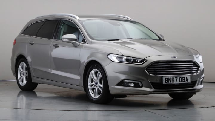 2017 Used Ford Mondeo 1.5L Zetec Edition EcoBoost T
