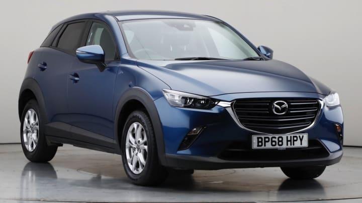 2018 Used Mazda CX-3 2L SE-L Nav+ SKYACTIV-G