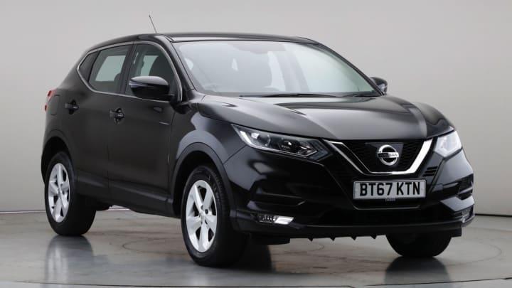 2017 Used Nissan Qashqai 1.5L Acenta dCi