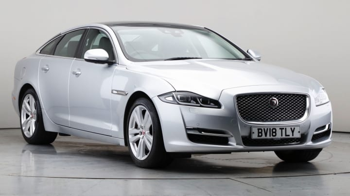 2018 Used Jaguar XJ 3L Premium Luxury d V6