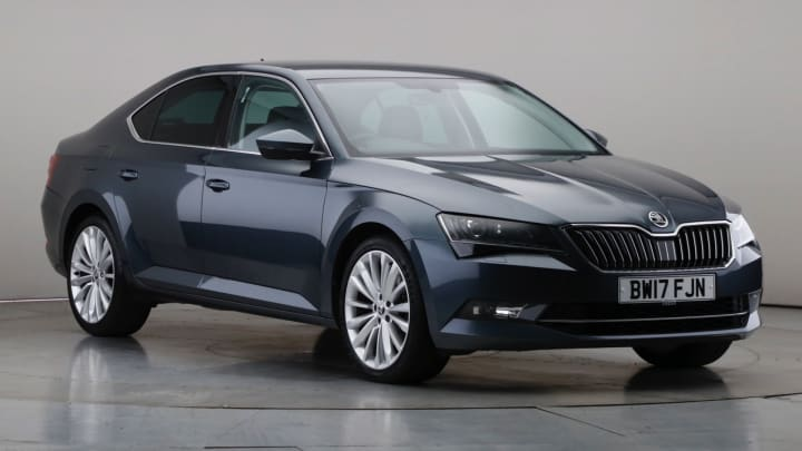 2017 Used Skoda Superb 2L SE L Executive TDI