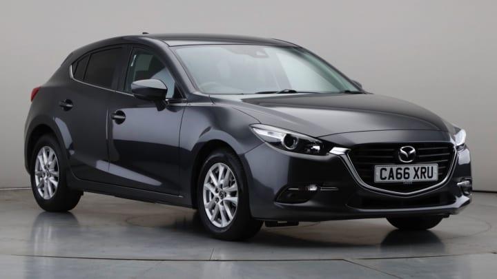 2017 Used Mazda Mazda3 2L SE-L Nav SKYACTIV-G