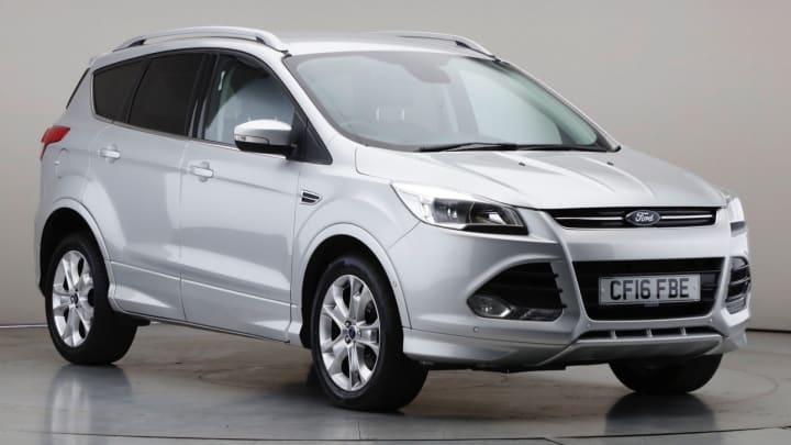 2016 Used Ford Kuga 2L Titanium Sport TDCi