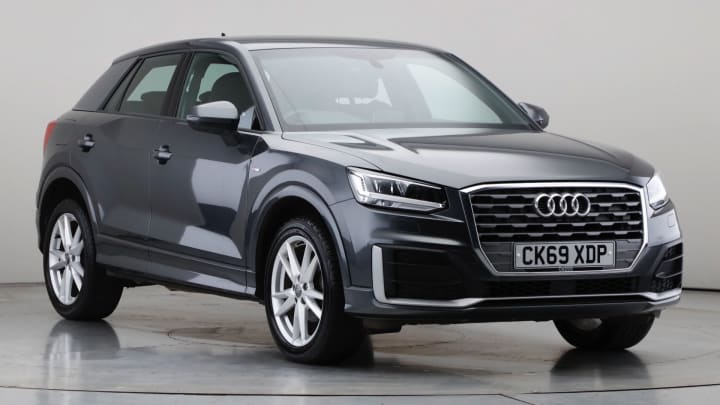 2019 Used Audi Q2 1.6L S line TDI