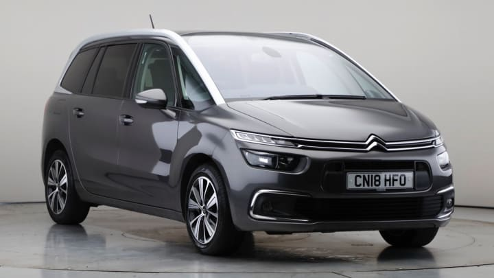 2018 Used Citroen Grand C4 Picasso 1.6L Feel BlueHDi