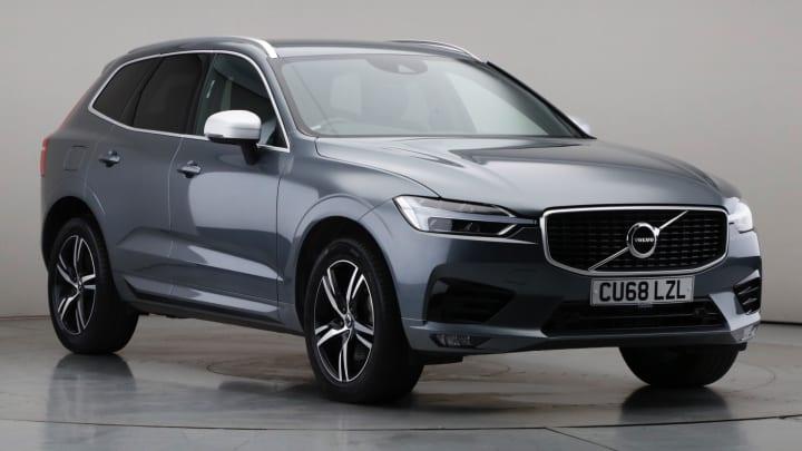 2018 Used Volvo XC60 2L R-Design T5