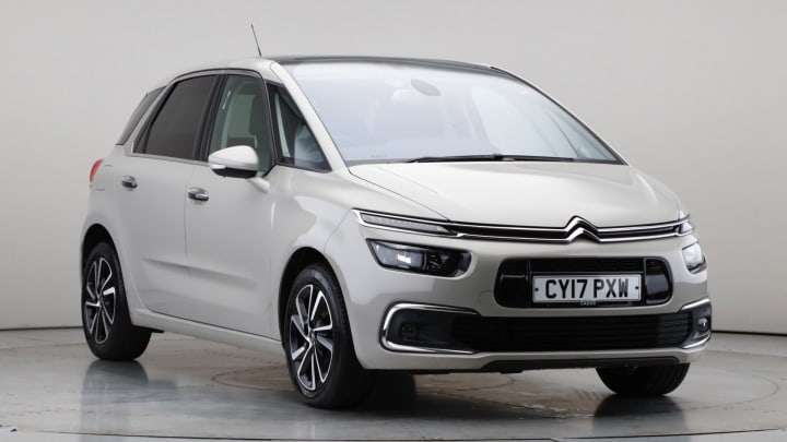 2017 Used Citroen C4 Picasso 1.6L Flair BlueHDi