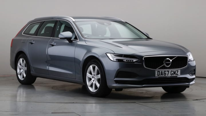 2017 Used Volvo V90 2L Momentum D4