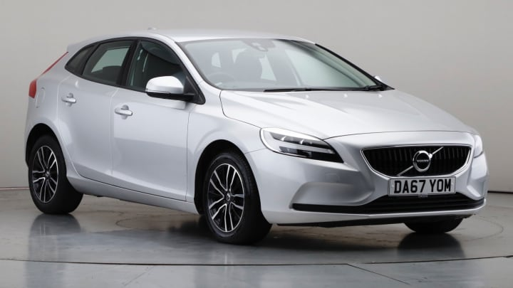 2017 Used Volvo V40 2L Momentum T3