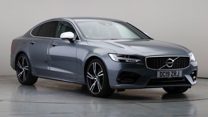 2019 Used Volvo S90 2L R-Design Pro D4
