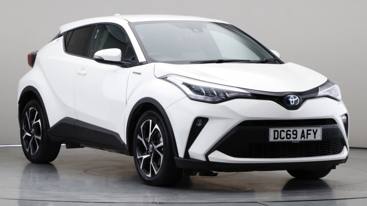 2020 Used Toyota C-HR 1.8L Design VVT-h