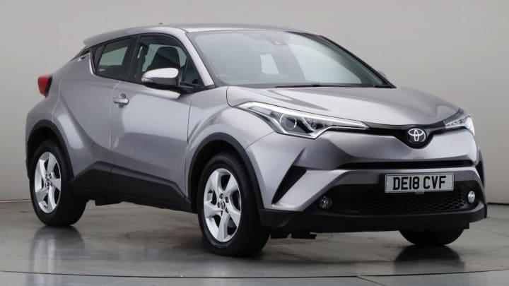 2018 Used Toyota C-HR 1.2L Icon VVT-i