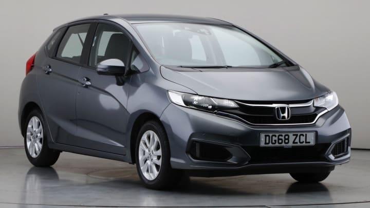 2018 Used Honda Jazz 1.3L SE Navi i-VTEC