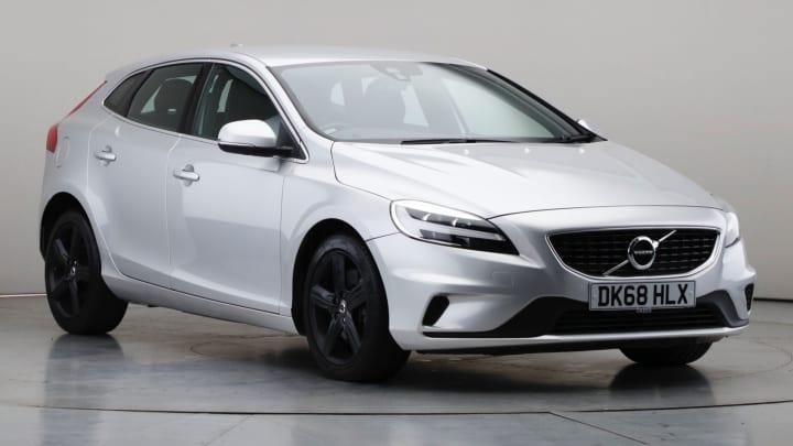 2018 Used Volvo V40 2L R-Design Nav Plus D2