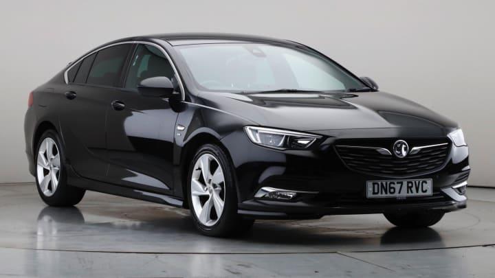 2017 Used Vauxhall Insignia 1.5L SRi VX Line Nav i Turbo