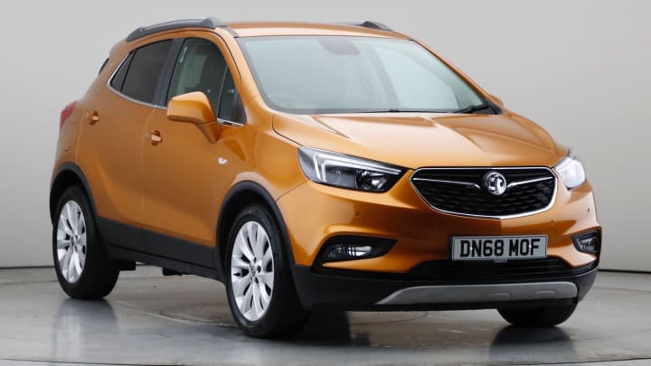 2019 Used Vauxhall Mokka X 1.4L Elite ecoTEC i Turbo